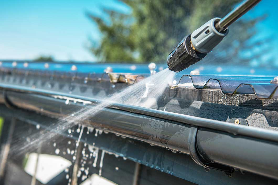 Pressure Washing Service In Your Area