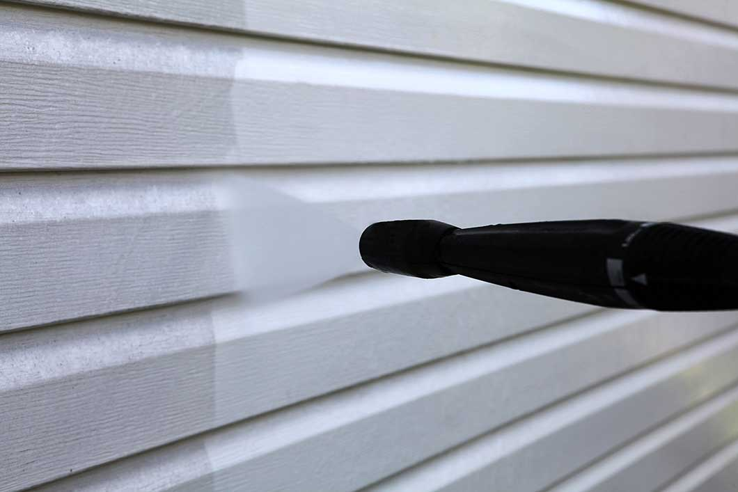 Pressure Washing, Window Washing & Other Exterior Cleaning Services in Arlington & Alexandria, VA